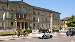 Universität Tübingen. Archivbild: Constantin Pläcking