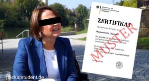 Diese Frau will Prostituierte zertifizieren lassen.