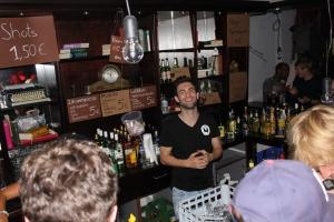 Der Laden kommt gerade bei Studenten gut an. Foto: Nico Reichenthaler