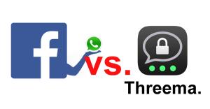whatsapp threema