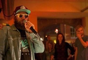 MC Fitti performed einen seiner Songs - Foto: Max Scherer/Querfeldein