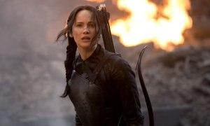 Jennifer Lawrence als Katniss Everdeen. - Bild: Studiocanal